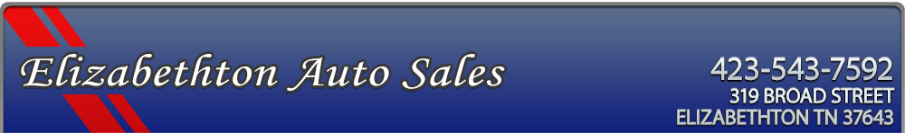 Elizabethton Auto Sales - Elizabethton, TN