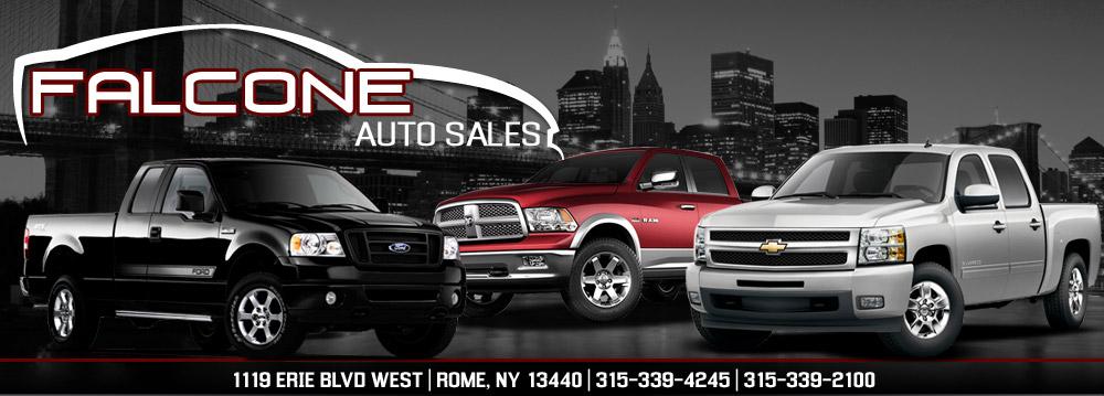 Falcone Auto Sales - Rome, NY