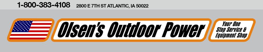 OLSEN'S OUTDOOR POWER SUPERSTORE - Atlantic, IA