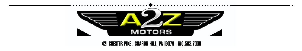 A 2 Z Motors - Sharon Hill, PA