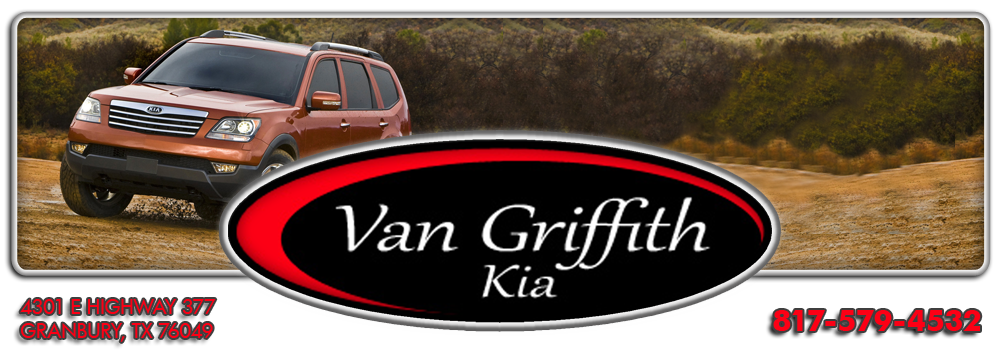 Van Griffith Kia- Weatherford - Granbury, TX