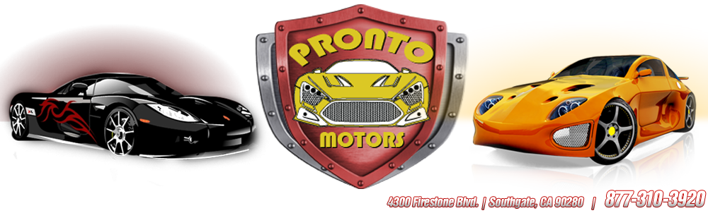 Pronto Motors - South Gate, CA