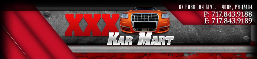XXX Kar Mart - York, PA