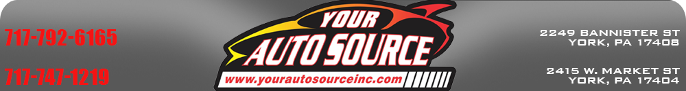 Your Auto Source Inc - York, PA