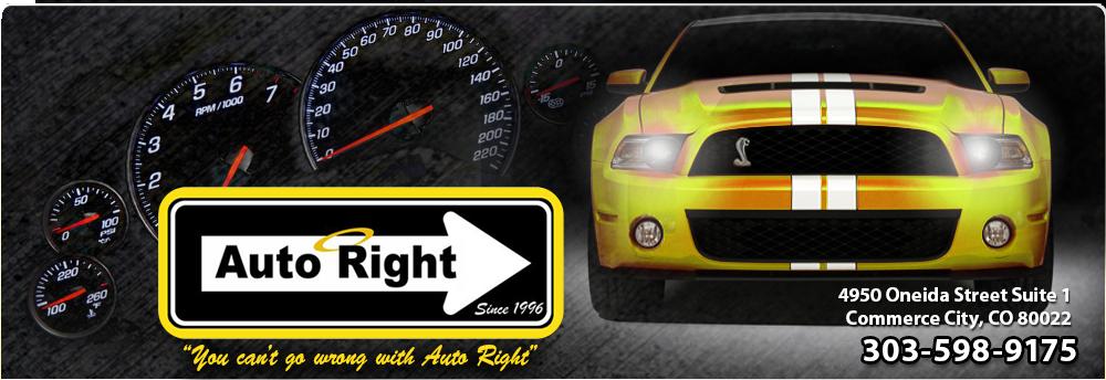 Auto Right Sales - Commerce City, CO