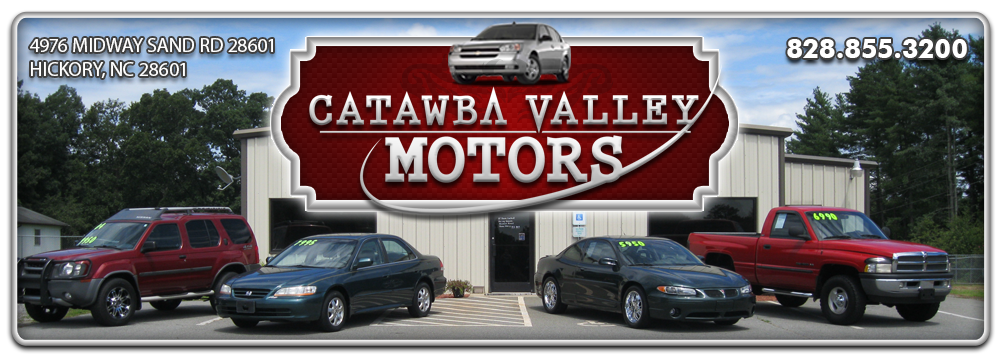 Catawba Valley Motors - Hickory, NC