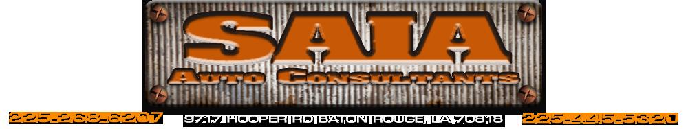 SAIA Auto Consultants - Baton Rouge, LA