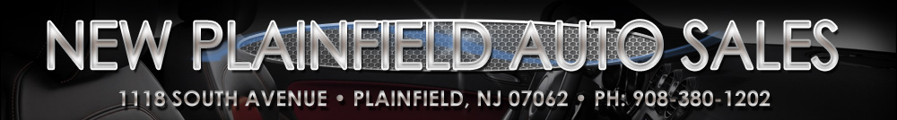New Plainfield Auto Sales - Plainfield, NJ