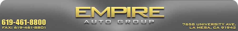 Empire Auto Group - La Mesa, CA