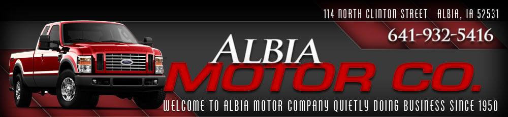 Albia Iowa Used Cars