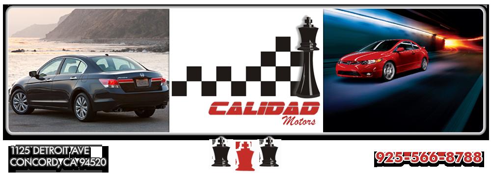 CALIDAD MOTORS - Concord, CA