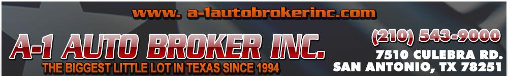 A-1 Auto Broker Inc. - San Antonio, TX