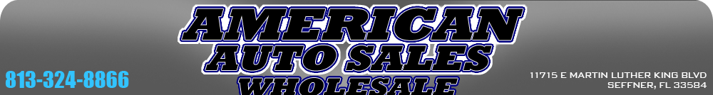 American Auto Sales Wholesale - Seffner, FL
