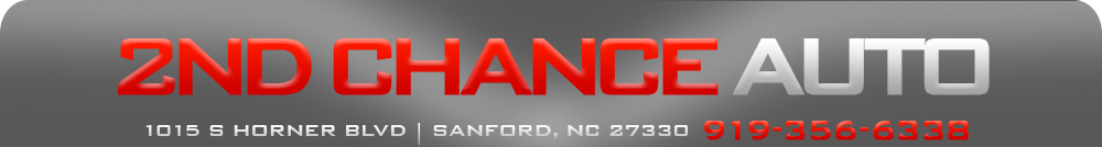 2nd Chance Auto Wholesale - Sanford, NC
