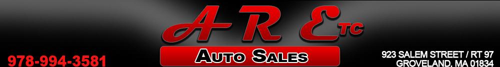 A  R  E Auto Sales - Groveland, MA