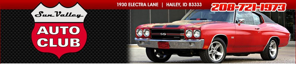 Sun Valley Auto Sales - Hailey, ID