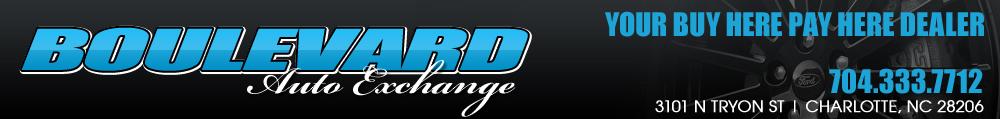 Boulevard Auto Exchange - Charlotte, NC