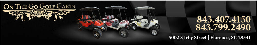 Evans Custom Golf Carts - Florence, SC