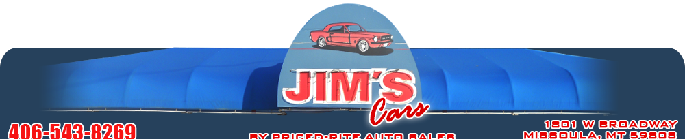 Jim's Cars by Priced-Rite Auto Sales - Missoula, MT