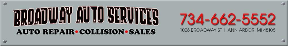 Broadway Auto Sales - Ann  Arbor, MI