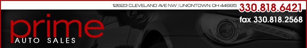 Prime Auto Sales - Uniontown, OH