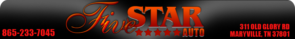 Five Star Auto - Maryville, TN