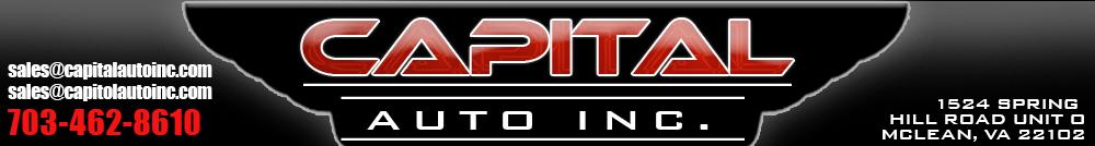 Capital Auto Inc - Mc Lean, VA