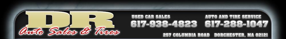 DR Auto Sales & Tire Service Inc - Dorchester, MA