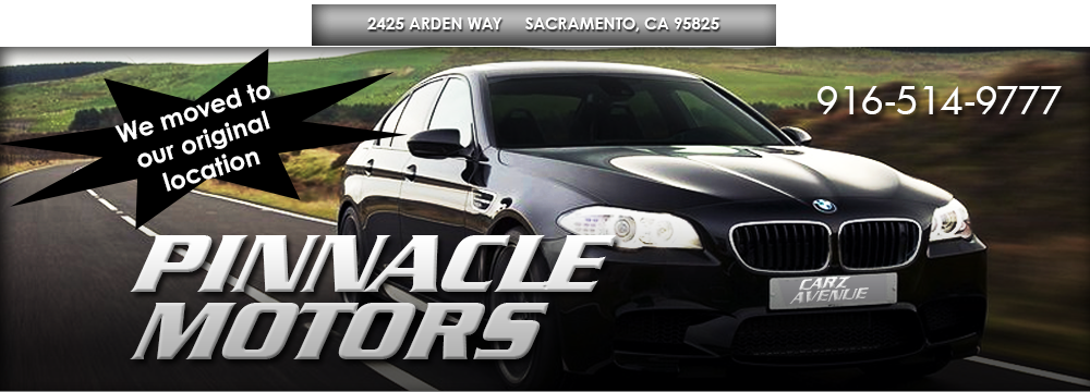 Pinnacle Motors - Sacramento, CA