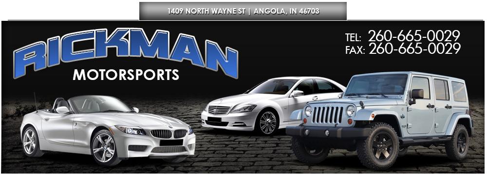 Rickman Motorsports - Angola, IN