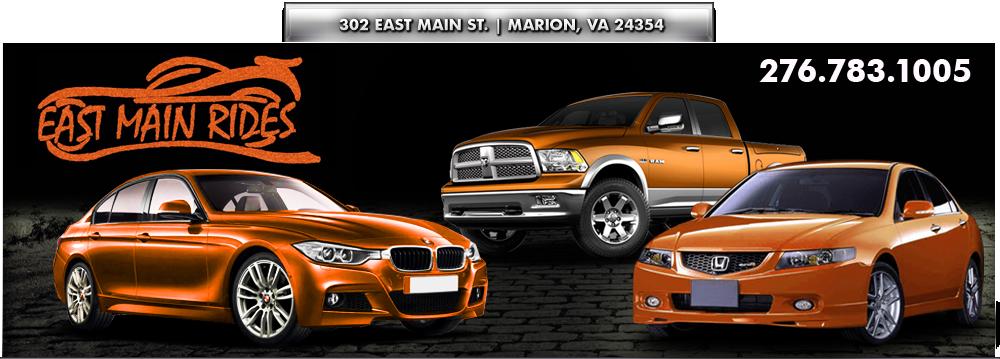 East Main Rides - Marion, VA
