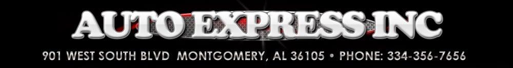 AUTO EXPRESS INC - Montgomery, AL