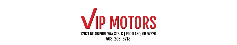 VIP Motors LLC - Portland, OR