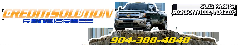 Credit Solution Auto Sales - Jacksonville, FL