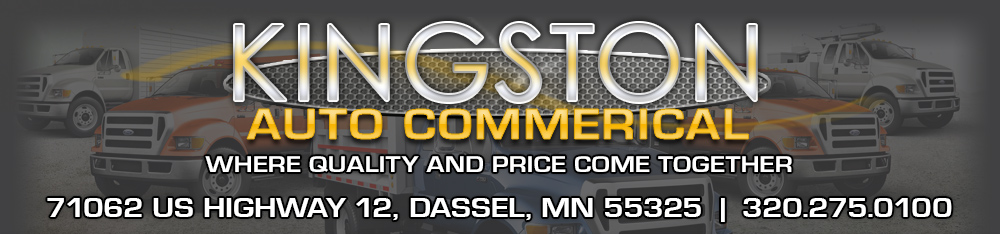Kingston Auto Commercial - Dassel, MN