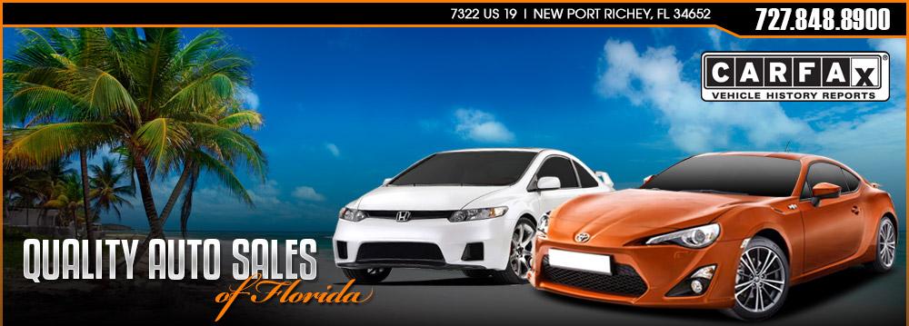 Captivating Quality Auto Sales Of Florida   New Port Richey, FL
