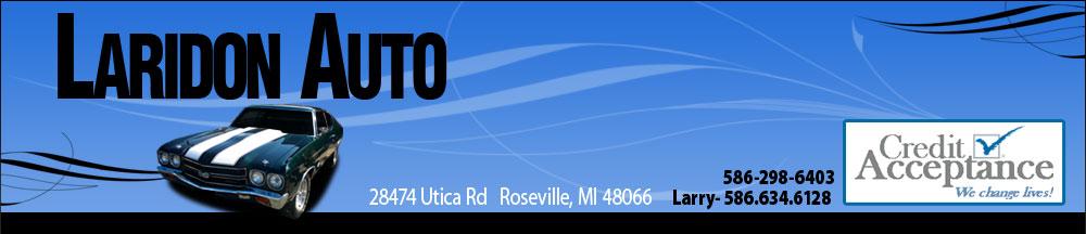 LARIDON AUTO - Roseville, MI