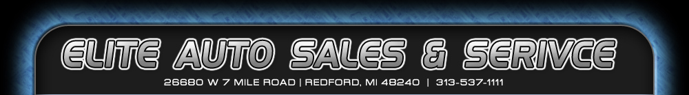 Elite Auto Sales & Service - Redford, MI