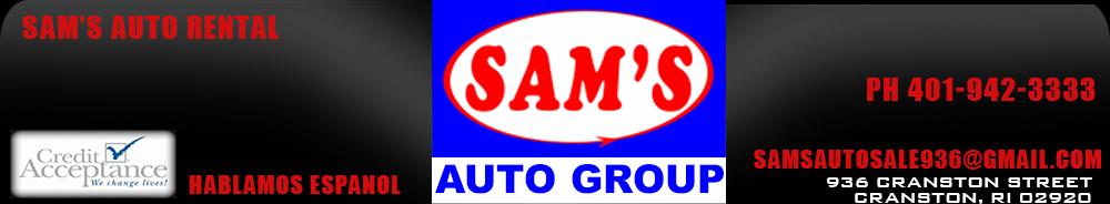 Sam's Auto Group Inc. - Cranston, RI