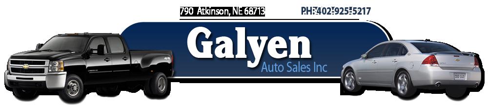 Galyen Auto Sales - Atkinson, NE