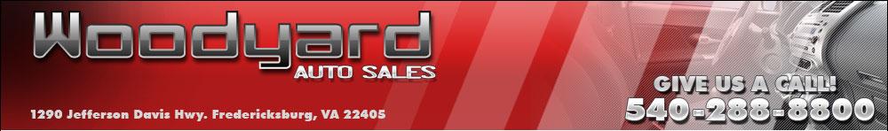 Woodyard Auto Sales Inc. - Fredericksburg, VA