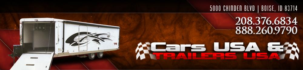 Cars USA & Trailers USA - Boise, ID