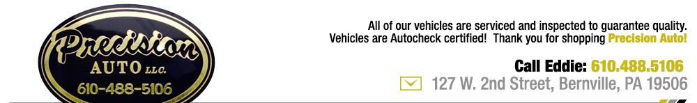 Precision Auto LLC - Bernville, PA