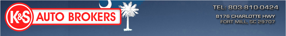 K & S Auto Brokers - Fort Mill, SC