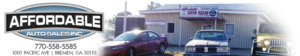 Affordable Auto Sales Inc. - Bremen, GA