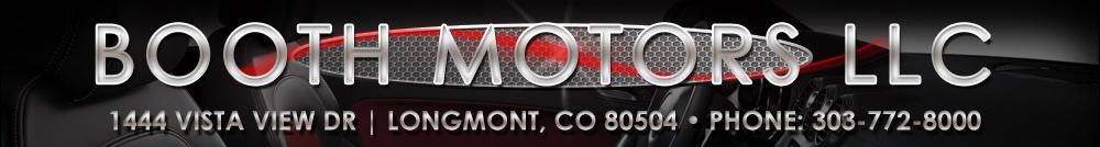 Booth Motors LLC - Longmont, CO