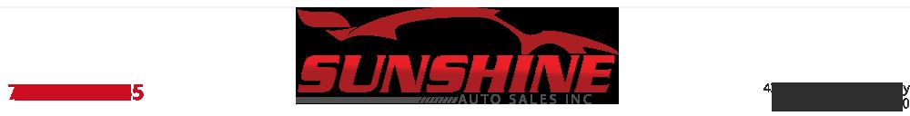 Sunshine Auto Sales Inc. - Dania, FL
