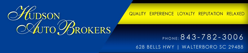 HUDSON AUTO BROKERS INC - Walterboro, SC