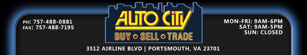 Auto City - Portsmouth, VA