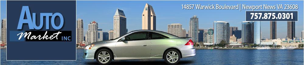 Auto Market Inc - Newport News, VA